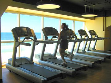 Fitness Facility - state of the art - 1,500 sf overlooking the Gulf
