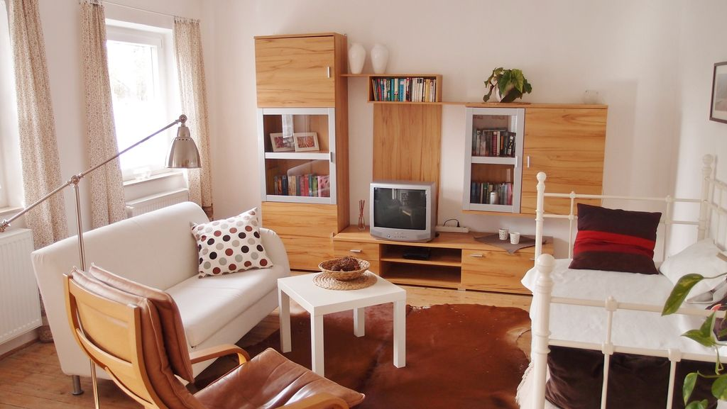 Apartment with garden in bad fussing pets allowed for Wohnzimmer 9 qm