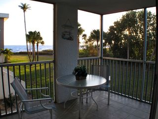 Sanibel Island condo photo - It doesn't get much better than this...
