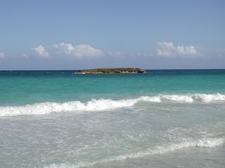 Vieques Island house photo - One of the many pristine beaches at the east end of the island