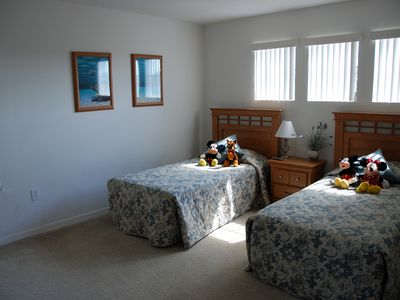 Bedroom 4 (can be used as 3rd Master suite) with adjoining bathroom 3 and TV/DVD