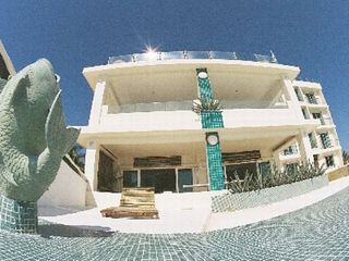Puerto Morelos villa photo - Fisheye View ll