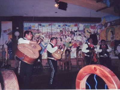 Entertainment at Karen's, a local Restaurant