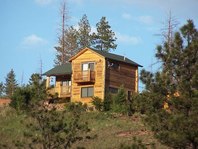 Elk Ridge Cabin - 2 bedroom 2 bath