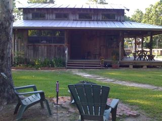 Breaux Bridge cottage photo - Come visit us at Bonne Terre Cottage: Louisiana Cajun Country Artists Retreat.