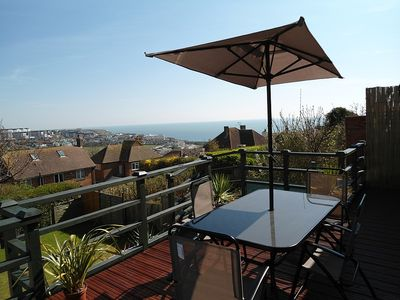 Contemporary, Stylish Cottage With Stunning Views Of The Sea And National Park.