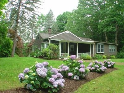 "Sharon house rental - ""Ellsworth Cottage"""