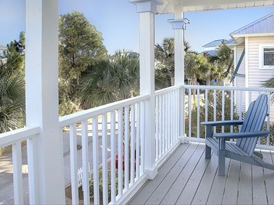 Front balcony porch