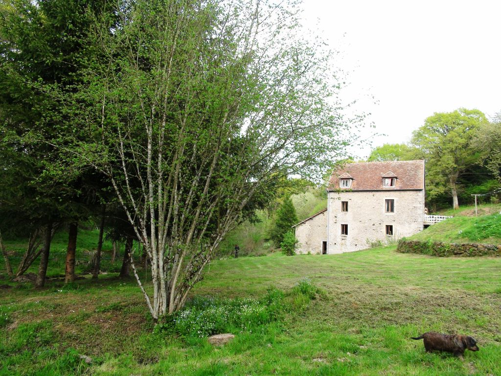 Peaceful house, with terrace , Saulieu, Bourgogne