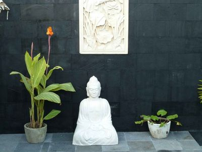 Buddha to look over you