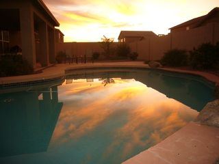 Casa Grande house photo - Sunrise in the Valley of the Sun