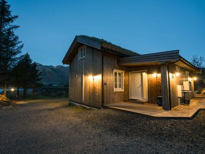 Spectacular Sea View Lodge in Heart of Lofoten