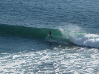 Rosarito Beach condo photo - A great surf break