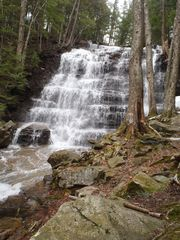 Penn Lake cottage photo - Nearby Waterfall
