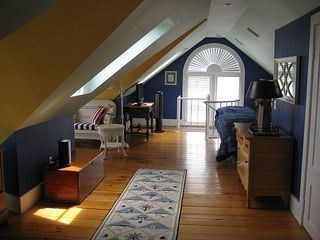 Kennebunkport house photo - Captain's Berth Third Floor Master Suite
