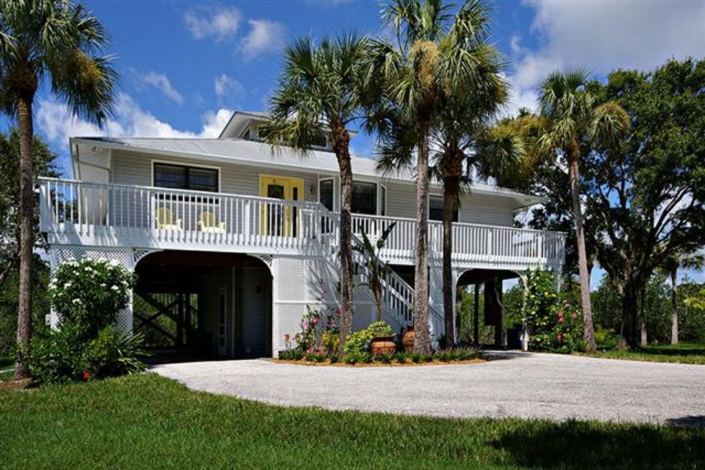 Home plans key west style Home plan