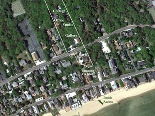 Provincetown apartment photo - Aerial View of Property