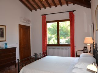 Cortona villa photo - La Colonica Double or Twin bedroom