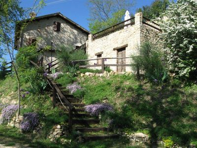 Penna San Giovanni villa rental - the Villa