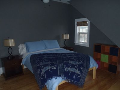 Mahone Bay cottage rental - Master bedroom