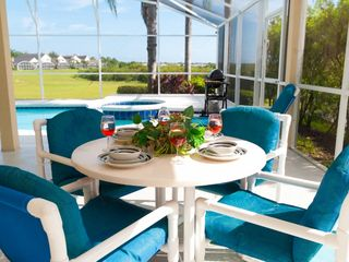 Davenport house photo - Al Fresco dining....everyday!