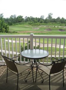 Windy Hill villa rental - Million Dollar View from your PRIVATE BALCONY Taken 4/1