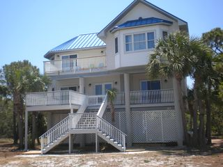 St George Island house photo - Front view