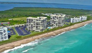 Hutchinson Island condo photo - View of home from the ocean
