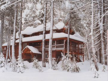 Soda Springs house rental - Winter!