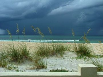Okaloosa Island condo rental - Veiw From the Back Patio