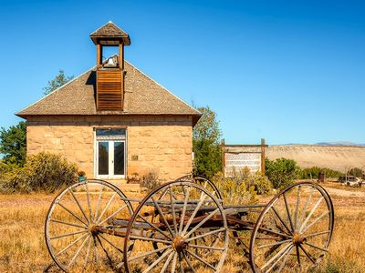 Historic 2BR Greybull Cottage w/Natural Views!