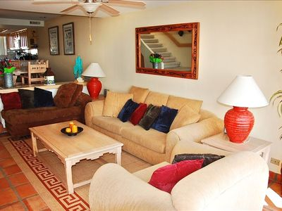 Villa Marisol is all about being Cozy and Comfortable.