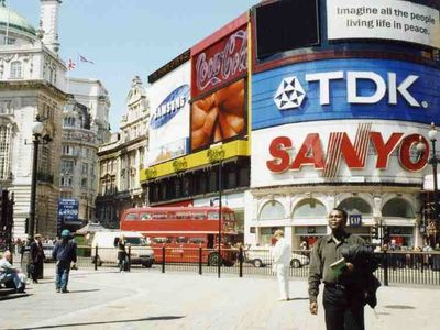 Leicester Square - 12min from apartment by Tube