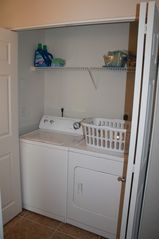 Scottsdale North condo photo - Full size washer and dryer.