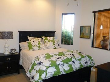 Spare bedroom c/w queen bed