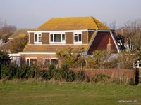 Large, comfortable and modern holiday house just one minute walk from the beach