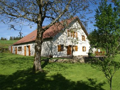 Comfortable holiday home with large garden in natural surroundings of France