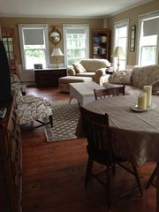 Wellfleet house photo - Living Room 27 x 12