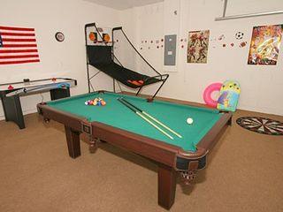 Haines City house photo - Recreation Room Now with Wii Console