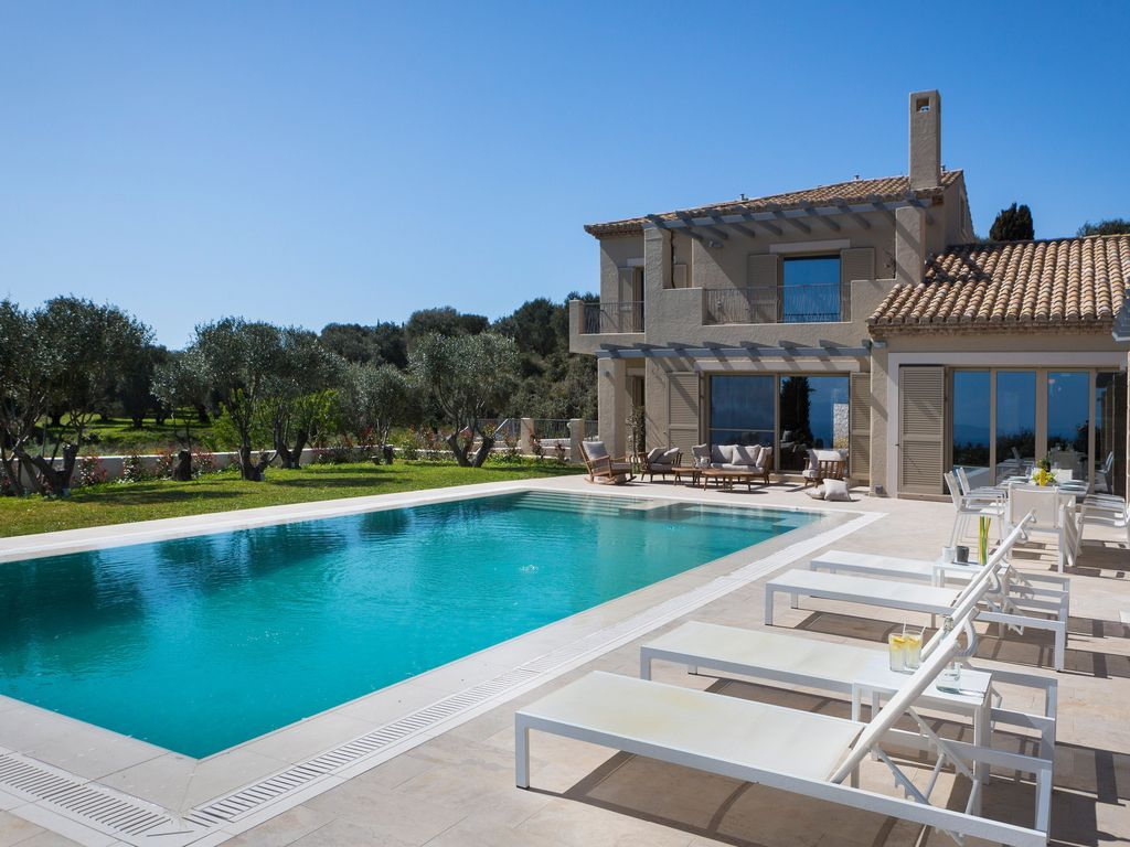 Check for Villas with infinity pools