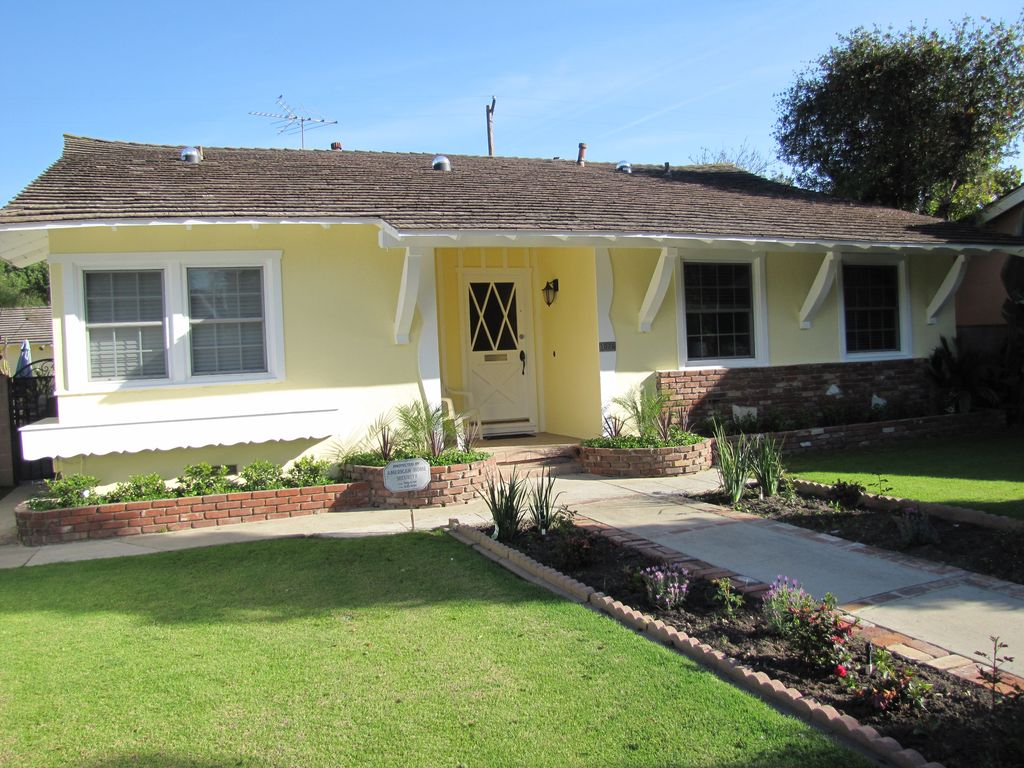 Venice beach vacation rental vrbo 570908 4 br los for House for rent near los angeles