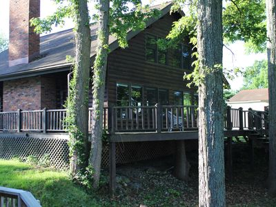 Kentucky Lake cabin rental