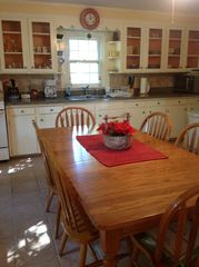 Middletown farmhouse photo - Large country kitchen