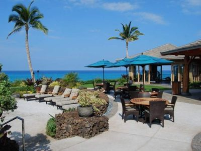 A most relaxing and gourmet experience at the ocean club grill. Mai Tai anyone?
