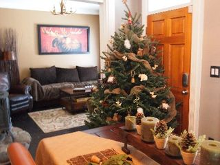 Park City house photo - You can put up your own tree over the holidays!
