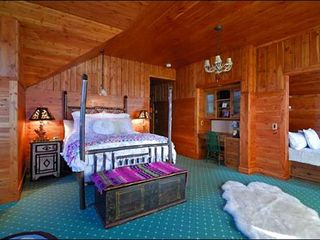 Ketchum house photo - Bedroom with Western Decor