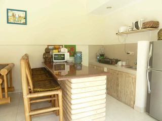 Seminyak villa photo - Kitchen complete with Granite Breakfast Bar