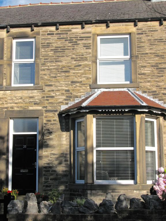 Stylish Victorian House in Skipton, Yorkshire Dales, central location