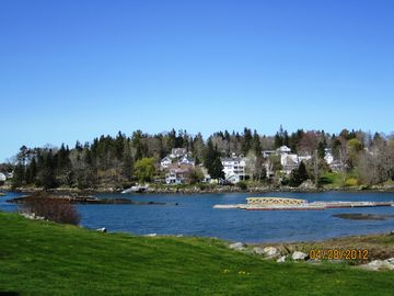 In Town Waterfront Condo in Boothbay Harbor, Maine 3 Bedroom/3.5 Bath