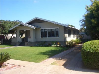 Historical home in chula vista village san vrbo for San diego county cabin rentals
